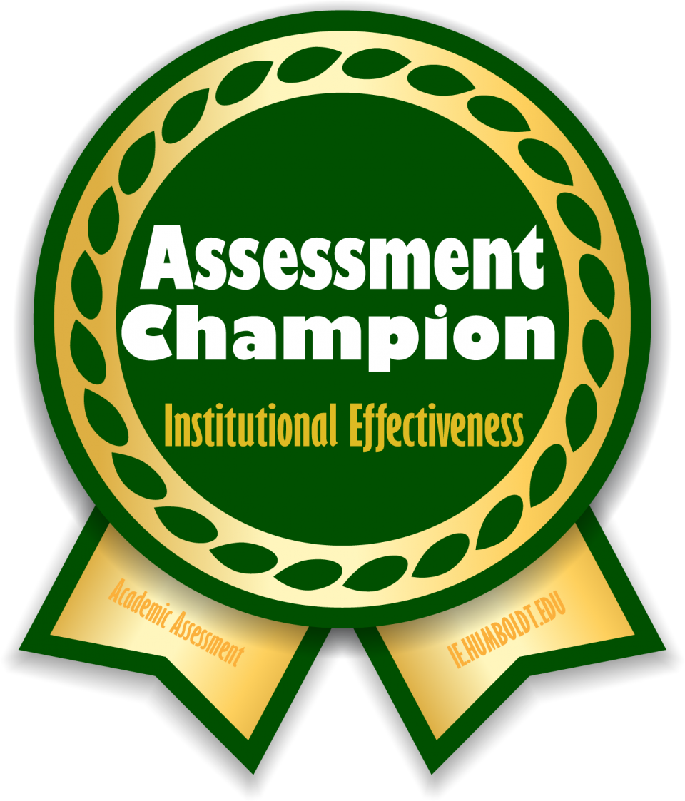 Assessment Champion badge