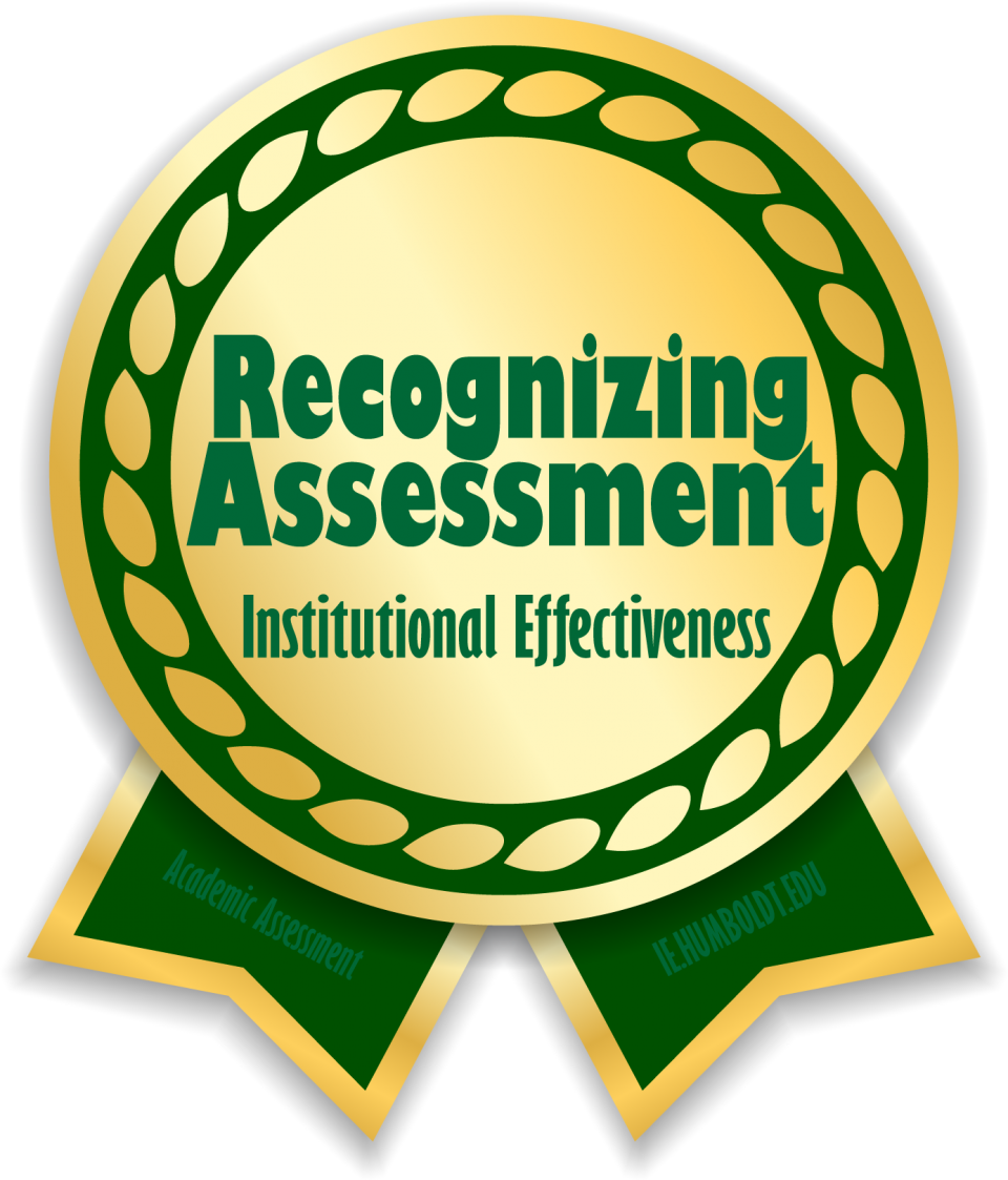 assessment recognition badge
