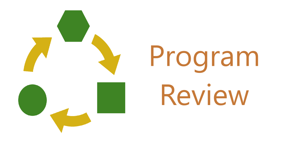 Program Review Button